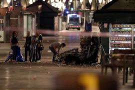El Estado Islámico reivindica el atentado en La Rambla de Barcelona