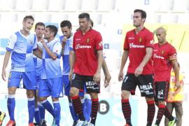El Mallorca espera acabar en Peralada con la espiral de los cuatros últimos años