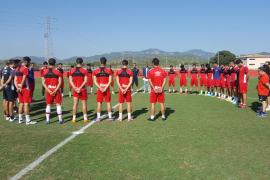 El Mallorca, con las víctimas de los ataques en Cataluña