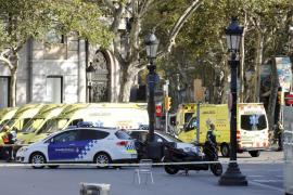 Un granadino de 60 años, primera víctima identificada del atropello de Barcelona