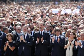 Gobierno y Generalitat comparten gabinete de crisis por los atentados de Cataluña