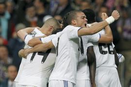 El Real Madrid de Mourinho rompe la maldición y aprende a competir (3-0)