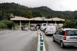 Suspendido el rescate del túnel de Sóller