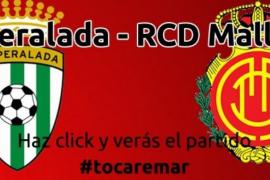 El debut del Mallorca en liga se podrá ver por la web del club