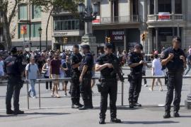 Alerta 5 significa desplegar el Ejército en las calles de Catalunya