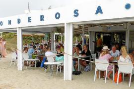 Arroces de calidad y buena música en Ponderosa Beach