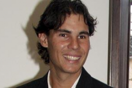 Rafael Nadal, socio de honor del Real Madrid