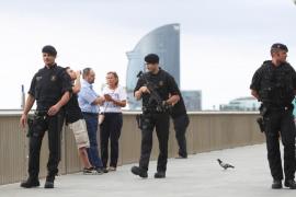 España mantiene el nivel 4 de alerta terrorista, pero reforzado en zonas turísticas