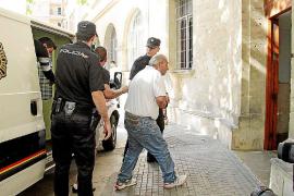 La Audiencia confirma la condena a 'El Pablo' por tener dos pistolas en su casa
