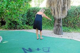 Vecinos de Peguera denuncian la sucesión de actos vandálicos
