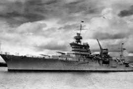Hallan los restos del buque 'USS Indianapolis' 72 años después de su hundimiento