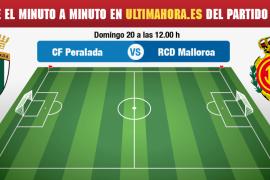 Peralada-Mallorca: minuto a minuto