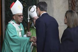El cardenal arzobispo de Barcelona llama a buscar paz y unión porque «la división nos destruye»