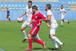 Varapalo para la UD Ibiza en su debut en Tercera