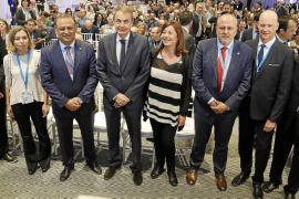 Zapatero cobró 1.000 euros por minuto en su conferencia sobre turismo del Smart Island