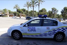 Detenido un ex preso con un coche robado y tres menores fugados en Llucmajor