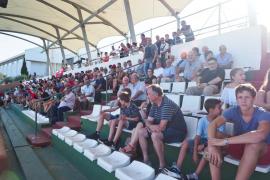 El derbi entre la Peña Deportiva y el Formentera, en imágenes (Fotos: Marcelo Sastre).