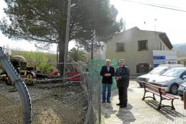 El conseller Carbonero presenta el proyecto de viviendas de protección social