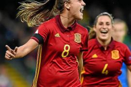 Patricia lleva a España a la gloria