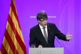 Un periodista mexicano confunde al president Puigdemont con un yihadista