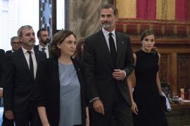 Ada Colau: «Hemos vuelto a demostrar que la fuerza de Barcelona es su gente»
