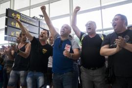 La plantilla de Eulen en El Prat estudia convocar una nueva huelga por sanciones y despidos