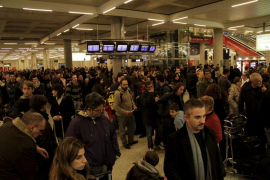 La Guardia Civil imputa un delito de sedición a los controladores aéreos que hicieron huelga en Balears