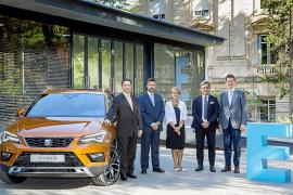 SEAT colabora con centros de negocio de referencia
