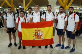 selección española de piragüa