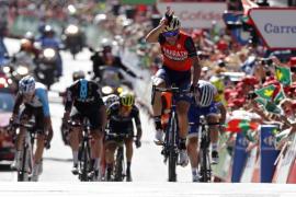 'El Tiburón' Nibali muerde en Andorra y Froome se pone líder