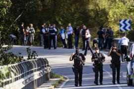 Una patrulla de mossos sorprendió a Abouyaaqoub agazapado en un viñedo