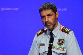 «Bueno, pues 'molt bé', pues adiós», la respuesta viral del major Trapero de los Mossos a un periodista