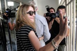 María José Carrascosa vuelve a España tras ocho años de cárcel en EE UU por sacar a su hija del país