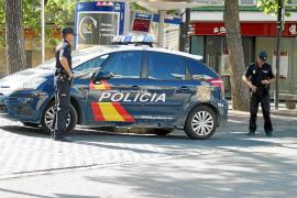 Detienen a dos hombres en Son Servera por atracar a un butanero en Granada
