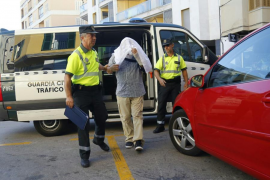 Pasa a disposición judicial el conductor del camión implicado en el accidente de sa Pobla