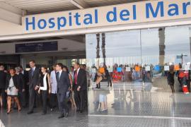La Generalitat pide a la Casa Real que retire de su web las fotos de los niños heridos en los atentados