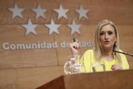 Cifuentes irá a la manifestación de Barcelona tras decir que no la habían invitado