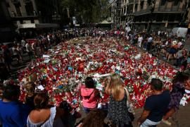 Siete heridos en el ataque terrorista de Barcelona siguen en estado crítico