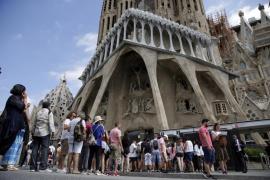 La célula yihadista esperaba a secar los explosivos para atentar en la Sagrada Familia