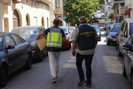 Al menos 13 detenidos en una operación contra carteristas en Mallorca