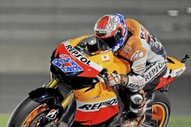 Lorenzo recupera terreno respecto a las Honda