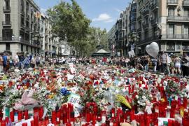 Barcelona levantará en La Rambla un memorial a las víctimas del atentado