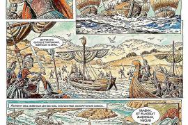 Un documental y una exposición homenajearán el dibujo de Joan Escandell