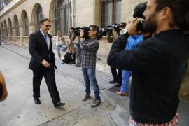 El TSJB recuerda al juez Penalva que aún es competente para decidir en el 'caso ORA'