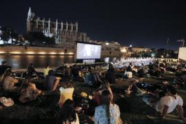 El Ajuntament de Palma retoma el 'Cinema a la fresca', suspendido tras los atentados de Cataluña
