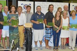 Challenge de golf de la AECC en Santa Ponça