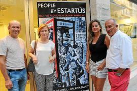 La Galería Vanrell presenta 'People', del artista Estartús