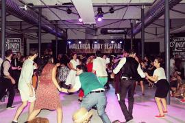 La Fàbrica Ramis baila en el Mallorca Lindy Festival 2017