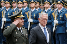 EEUU estudia la posibilidad de suministrar armas defensivas letales a Ucrania
