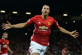 Ibrahimovic regresa al Manchester United con un contrato de una temporada